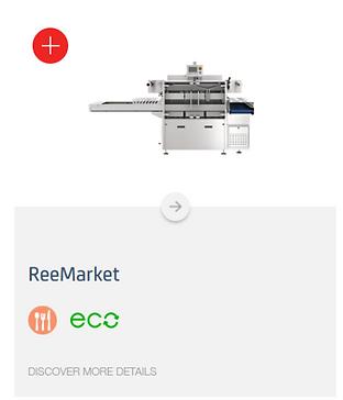 ReeMarket Paketleme Makinesi