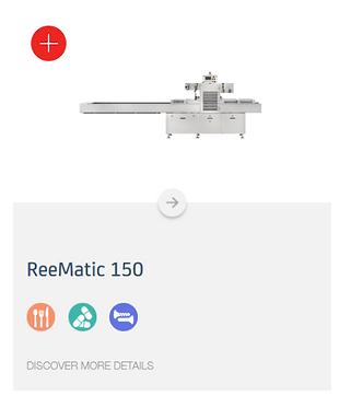 Reepack ReeMatic 150