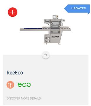 ReeEco Paketleme Makinesi
