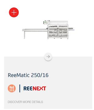 Reepack ReeMatic 250/16 Reenext
