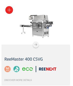 ReeMaster 400 CSVG