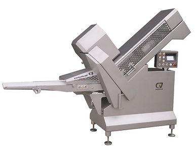 Otomatik dilimleme makinesi, pastırma, salam, jambon, peynir vb ürünlerin otomatik olarak dilimlenmesi