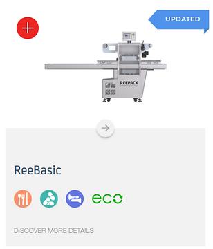 ReeBasic Paketleme Makinesi