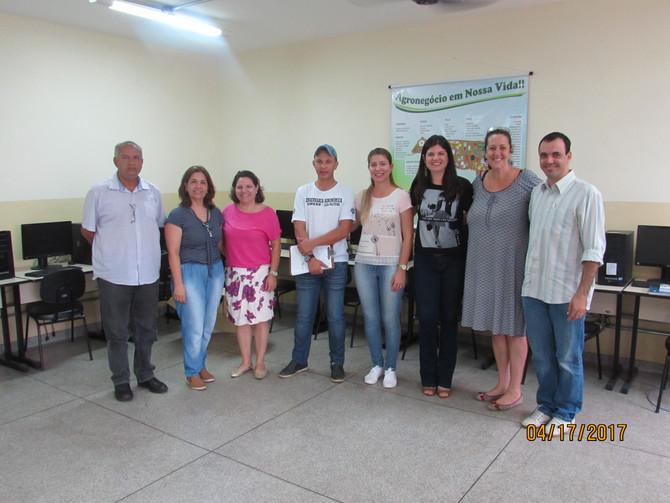 Comissão Organizadora do III SAO - Trabalhando e Fortalecendo a Agricultura Orgânica no Noroeste Pau