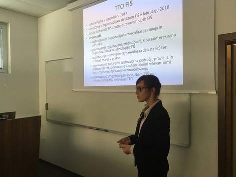 Slovenian Technology Transfer Offices Consortium