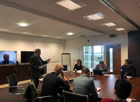 Strategic Workshop in Waterford