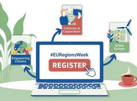 Registration to fully digital #EURegionsWeek 2020 is now open
