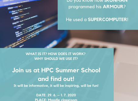 3rd SME HPC Summer School applications OPENED