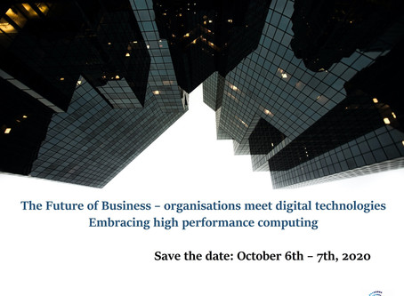 The Future of Business – organisations meet digital technologies