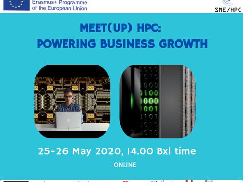 Meet(up) HPC: powering business growth event UPDATE