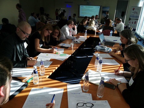 InnoHPC 4th Steering Committee Meeting and participation at the 7th Danube Annual Forum