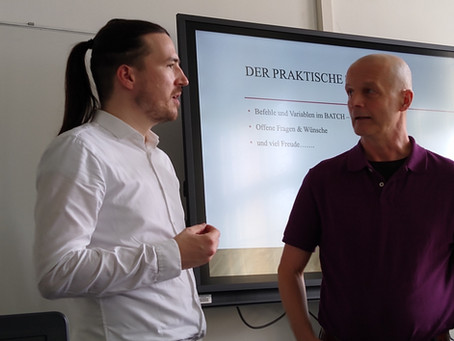 HPC training at University of Potsdam