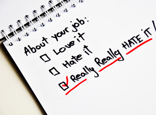 Deaf Employees: Five Things You Can Do If You Hate Your New Job