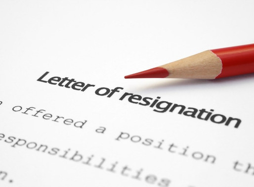 How to Resign From Your Job Position the Right Way