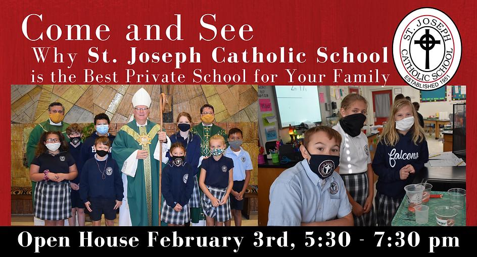 SJS Open House February 3, 2021