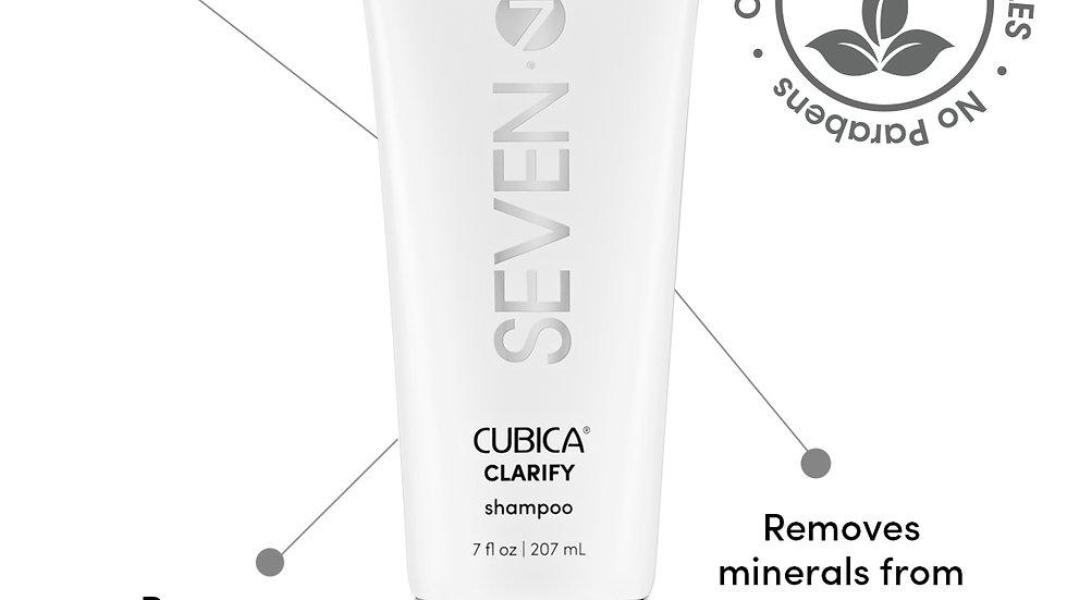 SEVEN Cubica CLARIFY Shampoo 7 oz