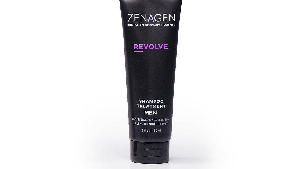 Zenagen Revolve Mens Shampoo 6 oz