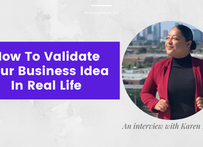 Interview with Karen Perez of Open For Business Brampton: How to Validate Your Business Idea IRL