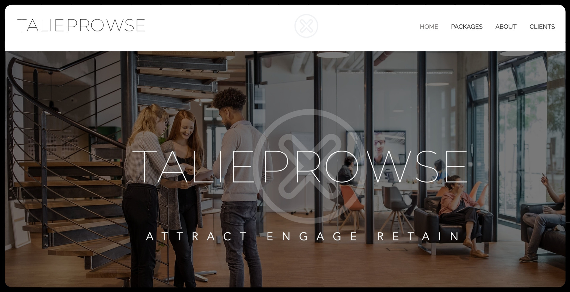 Talie Prowse Home Page