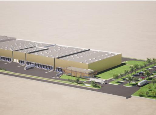 LYRIS construira le prochain entrepôt AUCHAN dans l'Est de la FRANCE