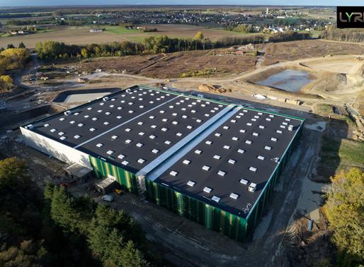 AREFIM ORLEANS - Avancement des travaux Octobre 2019