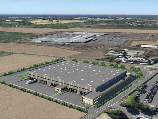 FINANCIERE ID a confié à LYRIS la réalisation d'un bâtiment logistique.
