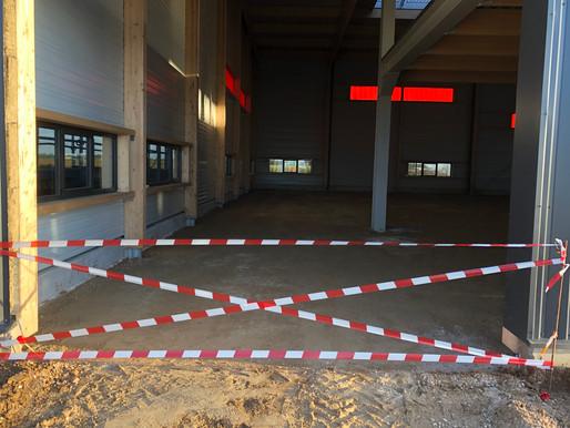 STONEHEDGE BRIE COMTE ROBERT - Avancement des travaux Octobre 2019