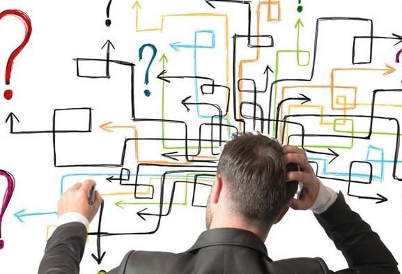 Os riscos identificados não são levados em consideração na tomada de decisão