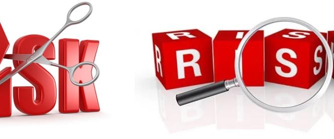 Diferença entre Risco residual e Risco Secundário