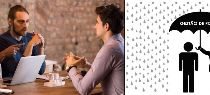 15 perguntas de gestão de riscos para entrevista de emprego
