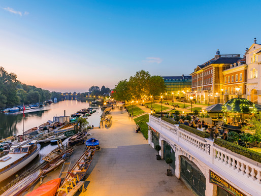 A Cabbie's Guide to Richmond-Upon-Thames