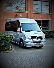 Minibus and Coach Services in London and Surrey