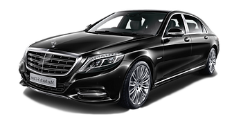 Mercedes S-Class Chauffeur Service