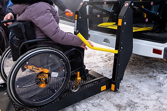 Wheelchair Accessible Vehicles and Disability Assistance