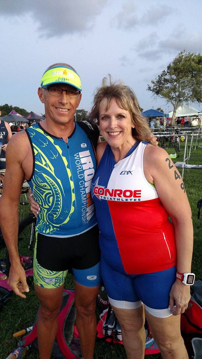 Kent and Kathy Morris