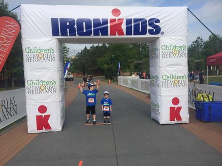 Ironkids Hayden and Jude