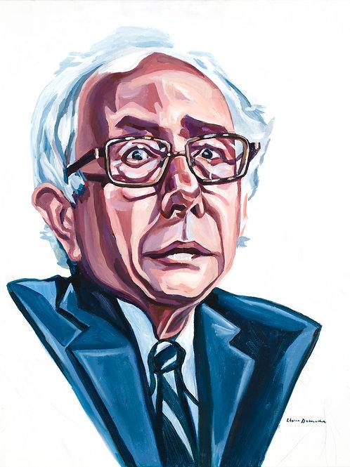Bernie Sanders, Print