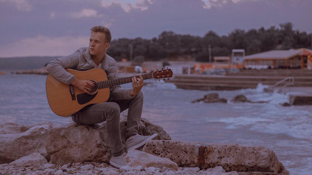 Игорь цуман, гитара, igor Tsuman Christian singer, singer, musician, guitar музыкант