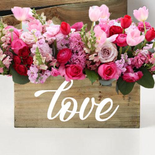 Sweetheart Rose Large