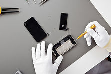 We repair your cracked screen, charging port, headphone jack, buttons, battery, housing, speakers, cameras, and water damage