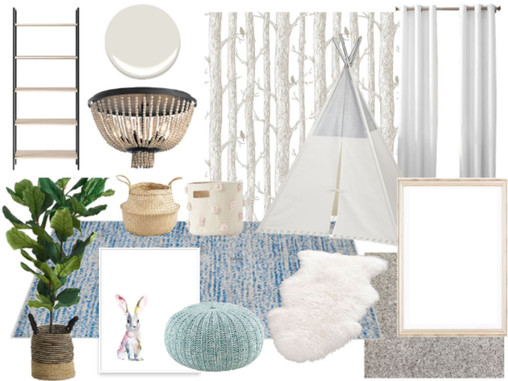 Design Spotlight: Fun and Stylish Playroom