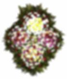 Coroa de Flores  Flores do campo erosas