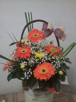 Cesta de Flores em Porto Alegre