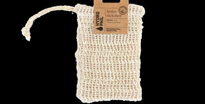 Plastikfreies Seifensäckchen