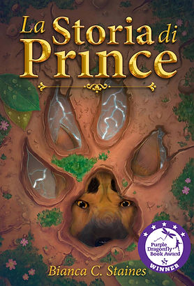 The Tale of Prince in Italian