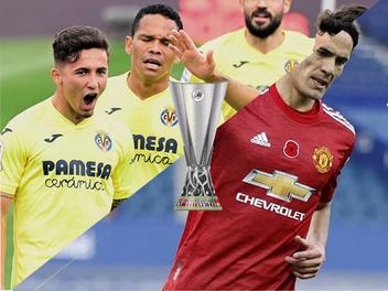 Villarreal dodas pretī savai pirmajai trofejai Eiropas līgas finālā pret Manchester United