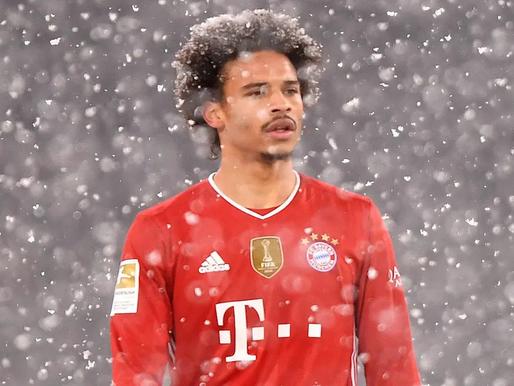 Minhenes Bayern sniegputenī zaudē punktus, septiņi neizšķirti, pastarīši izcīna svarīgus punktus