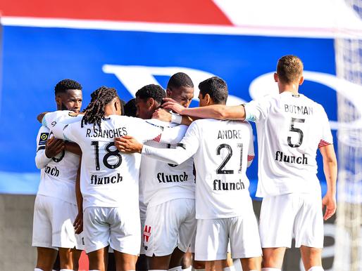 Lille atgriežas līderes lomā, Monaco iekļūst trijniekā
