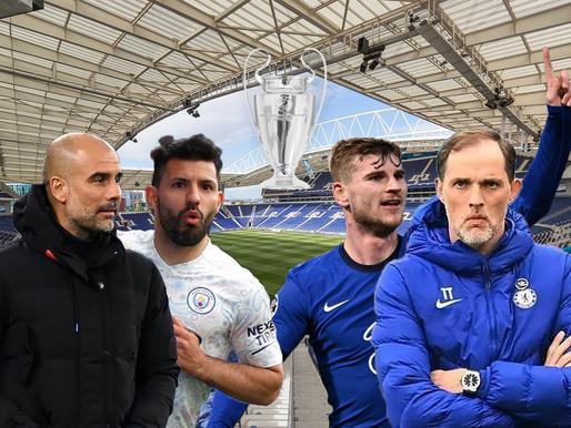 Manchester City dodas pēc ilgi gaidītas Čempionu līgas trofejas pret Chelsea
