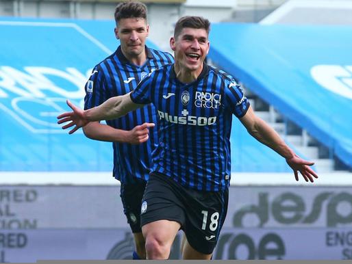 Atalanta pārspēj Juventus, Inter zaudē punktus
